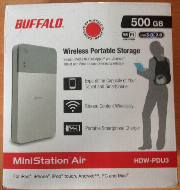 IMG 3476 620x654 Buffalo MiniStation Air 2: storage portatile extra per i nostri dispositivi