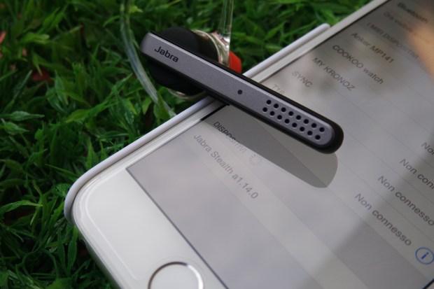 SAM 0062 620x413 Jabra Stealth, comodo auricolare con tecnologia Bluetooth 4.0, che offre chiamate nitide con audio in alta definizione, mostrato nel corso dell IFA 2014