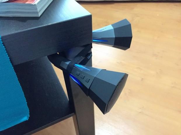 hi tube10 620x465 hi Fun presenta hi Tube², uno speaker flessibile Bluetooth