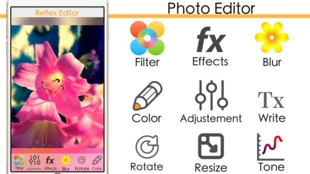 reflexcamera 620x348 Reflex Camera, l'app iOS per foto e video con gestione manuale di ISO