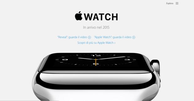 Applewatch 620x324 In arrivo lApple Watch, puntuali per un regalo di San Valentino