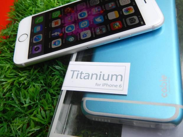 DSCN1531 620x465 Cable Technologies: Titanium, una Cover per iPhone 6 dal Design inalterato