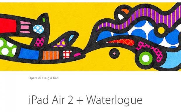 StartsomethingApple2 620x384 Apple inaugura una nuova pagina: Start Something New. Quando si inizia con prodotti sorprendenti, è possibile creare cose incredibili!