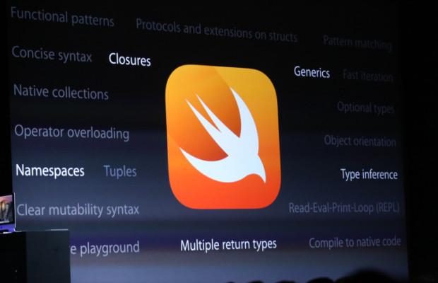 Swift Apples New Programming Ottimi risultati per Swift, nella classifica dei linguaggi di programmazione più usati