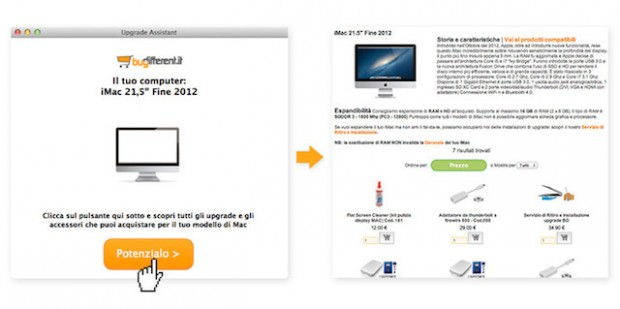 Upgrade Assistant App 620x309 BuyDifferent: al via i Saldi. Fino a  60% su espansioni, iPad e iPhone usati e videocorsi