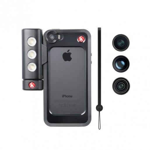 f32b3b0e79b3c686597f8ecaaf4b76f2 620x620 Con il Kit di Manfrotto il tuo iPhone non sarà più lo stesso
