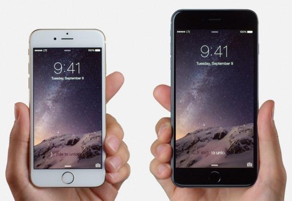 iphone 6 and iphone 6 plus LAzienda di Cupertino ottiene il 50% delle vendite nel mercato della telefonia negli USA
