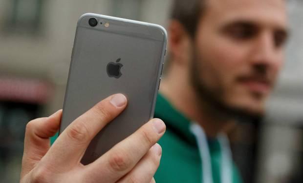 iphone61 620x375 Separarsi dalliPhone fa male al cervello