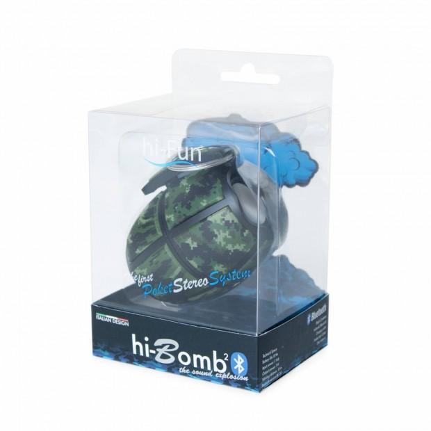 pack bomb2 620x620 hi Bomb² Bluetooth è una granata pronta a esplodere di musica!