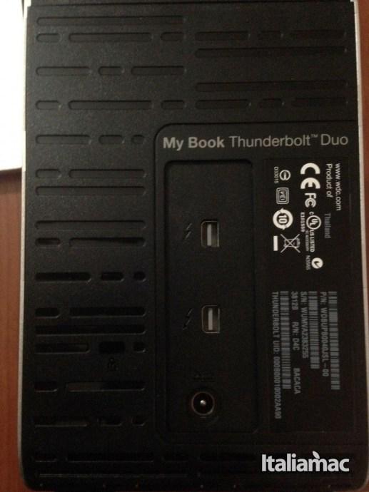 IMG 4074 e1424704370464 960x1280 My Book Thunderbolt Duo, il trasferimento dati non è più un problema