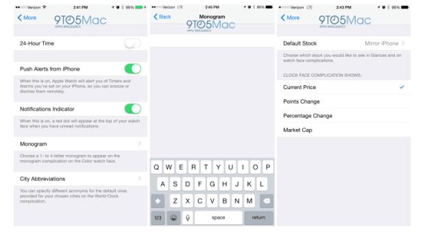 Schermata 2015 02 03 alle 12.11.06 620x347 L'icona dell'App Apple Watch per iPhone   Immagini