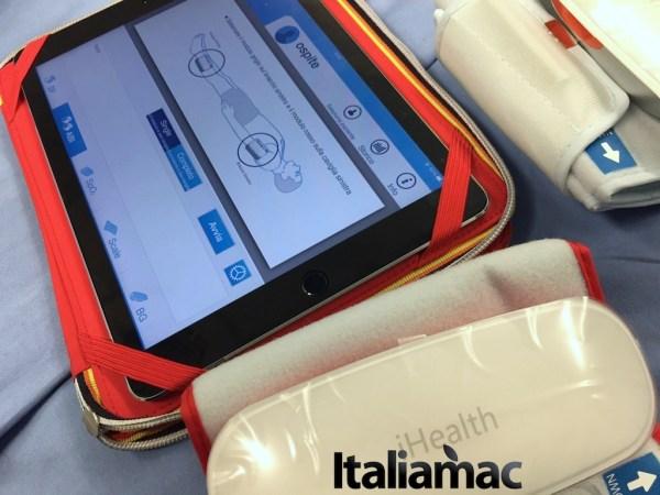 cardiolab ihealth5 DoctorShop, CardioLab iHealth un sistema di monitoraggio cardiovascolare wireless