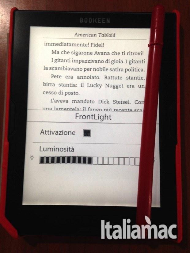 img 4113 620x827 Cybook Muse FrontLight, la mia prova delleReader di Bookeen