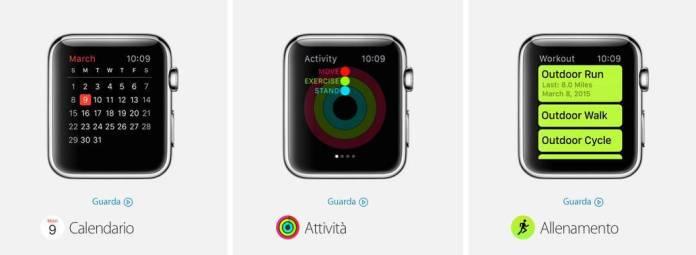 App Apple Watch1
