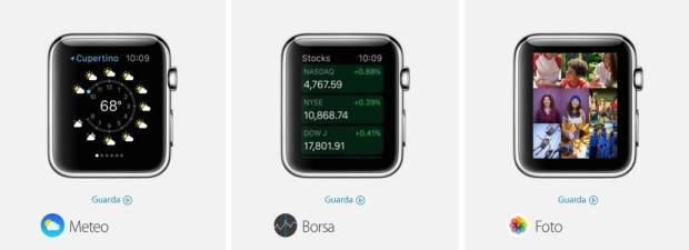 app apple watch4 Tutte le App native dellApple Watch