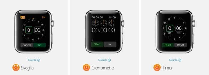 App Apple Watch5