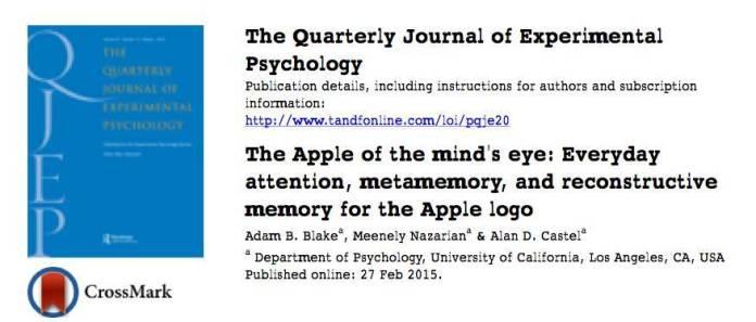apple logo studio1 Riconoscete il logo Apple in questa immagine? Più del 50% della gente non ce la fa