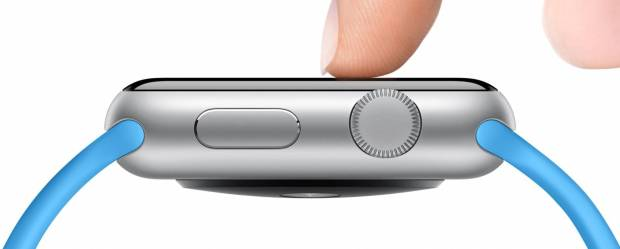 apple watch force touch Innovazione in ogni interazione con lApple Watch