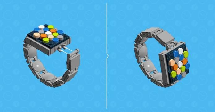 apple watch lego Costruisci anche tu lApple Watch con i mattoncini Lego