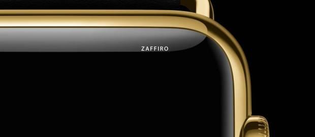 apple watch zaffiro Apple Watch creato con cura artigianale