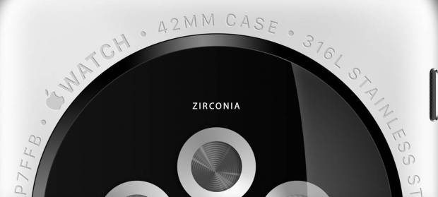 apple watch zirconia Apple Watch creato con cura artigianale