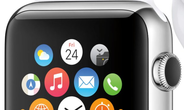 Particolare Apple Watch