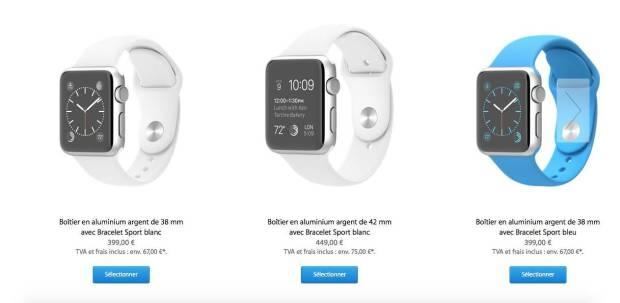 applewatchconfigurazioni7 Apple Watch in tutte le sue configurazioni