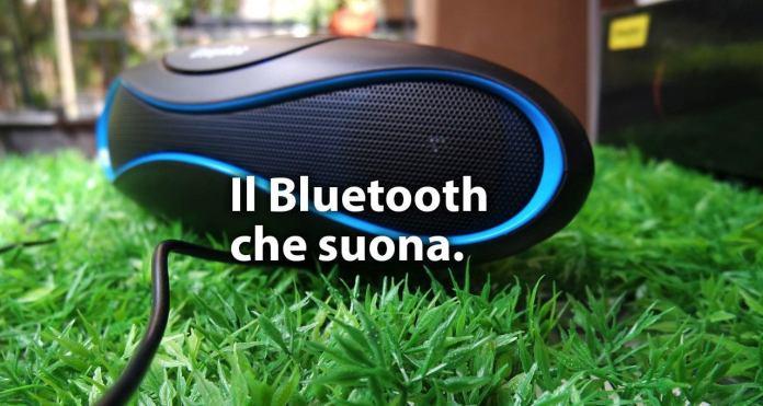 Speaker Bluetooth Olive
