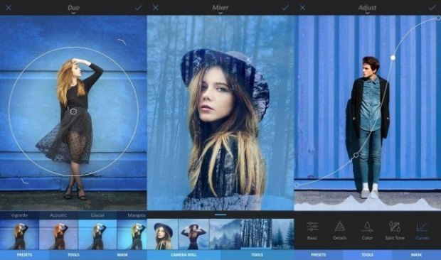 enlight photo editing app 640x0 Enlight, una completa app di editing fotografico per iPhone