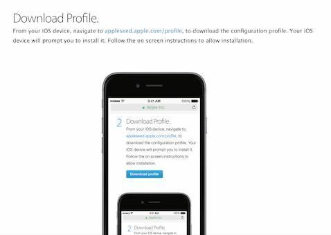 ios 8.3 ota Apple rilascia iOS 8.3 la sua prima beta pubblica