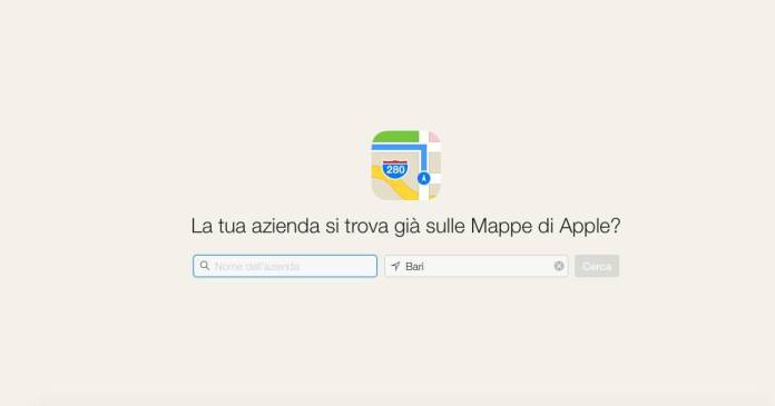maps connect5 Apple Maps Connect approda anche in Italia