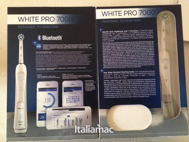 oral b smartseries 7000 aperta 620x465 Oral B commercializza Oral B SmartSeries 7000. Ecco la mia prova