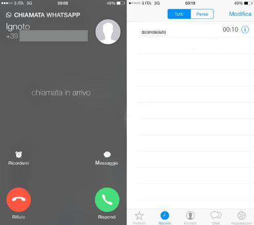 chiamate whatsapp WhatsApp si aggiorna su iPhone, finalmente disponibili le chiamate vocali ed altre novità