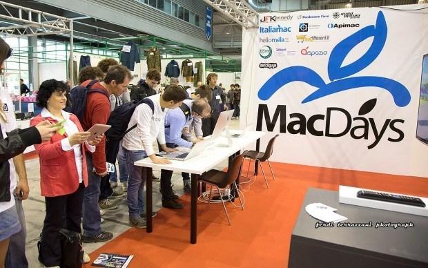 macdays 2013 620x388 MacDays 2015, comunicato stampa ufficiale