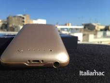 %name Mophie Juice Pack air, la cover con batteria integrata per iPhone 6