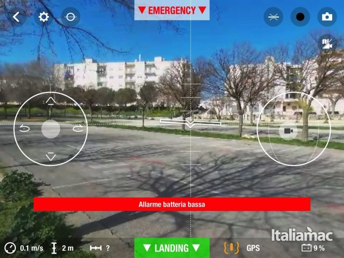 parrot7 Parrot Bebop Drone, riprese aeree a 180° in Full HD