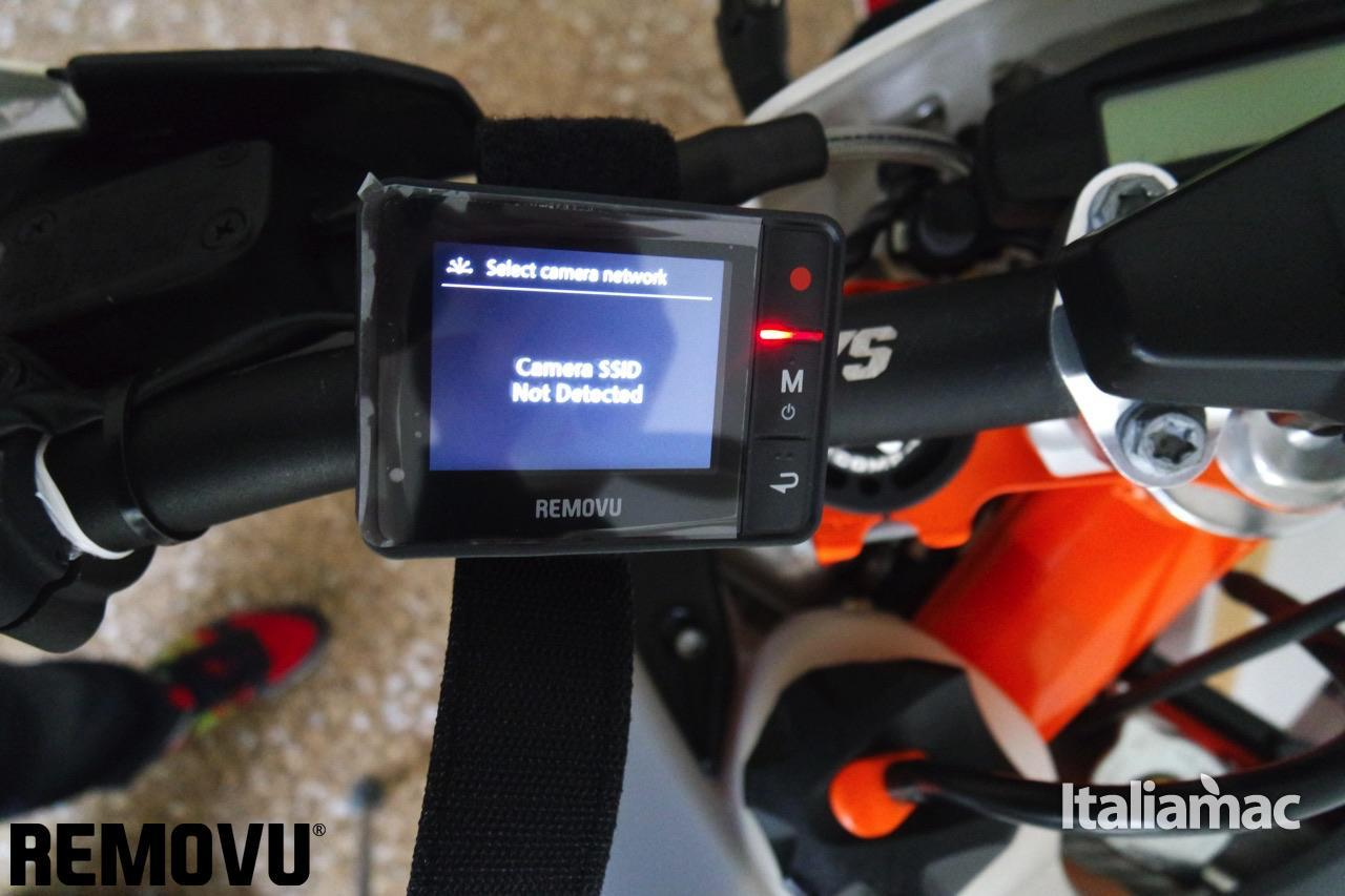 %name Provato il Removu R1, il Comando Remoto e LCD da Polso per GoPro
