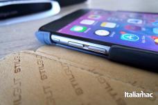 %name StilGut custodia per iPhone 6 Plus Book Type in pelle
