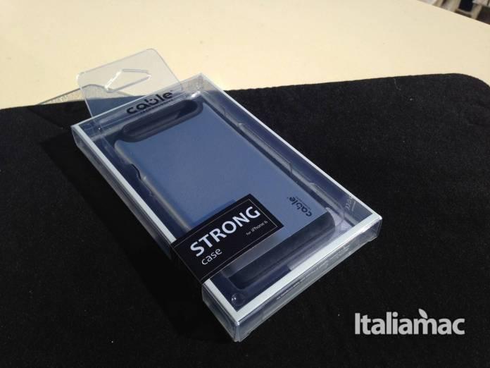 strong case cable tecnologies Strong Case di Cable Technologies, per difendere al meglio il tuo iPhone