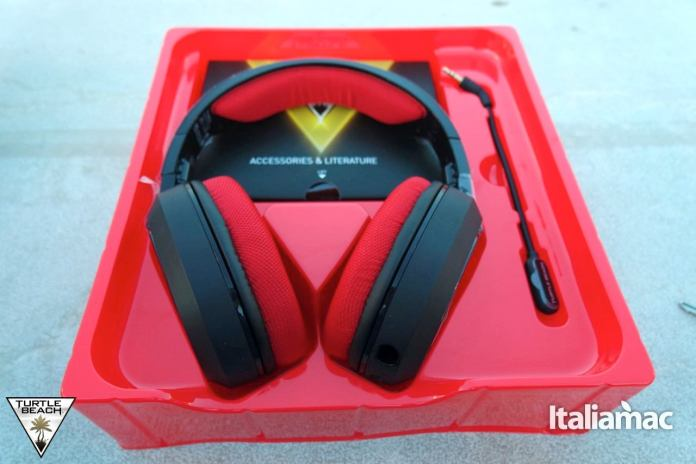 turtle beach30 Turtle Beach Ear Force Recon 320, Cuffie gaming Dolby Surround 7.1
