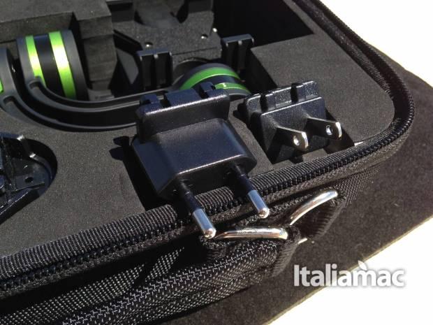 lanparte prese 620x465 Handheld Gimbal, lo stabilizzatore di Lanparte dedicato a iPhone e GoPro