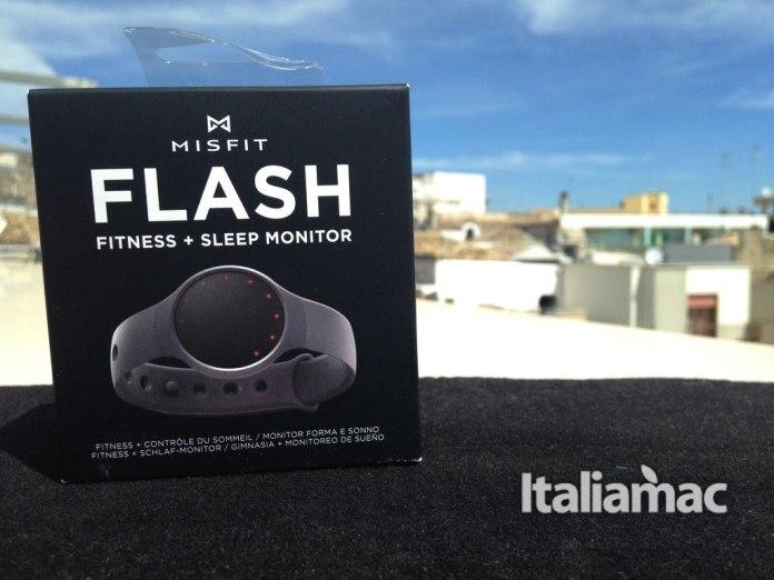 misfit flash confezione Misfit Flash, laccessorio di Misfit per gli sportivi