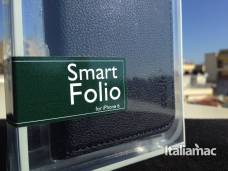 %name Smart Folio di Cable Technologies, la cover folio 2 in 1