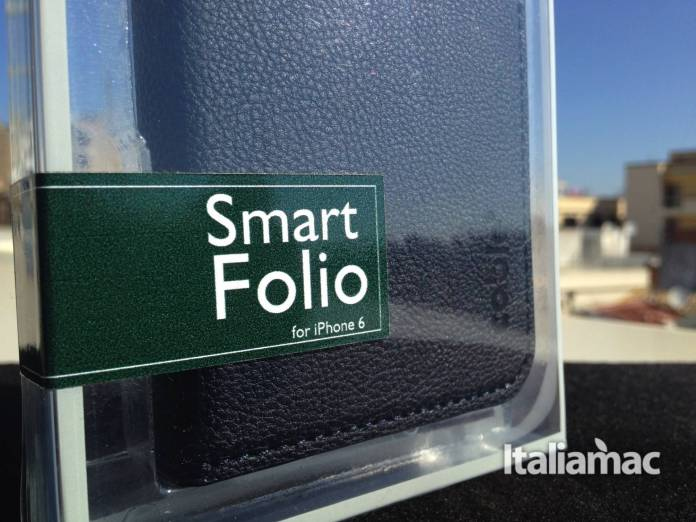 smart folio confezione Smart Folio di Cable Technologies, la cover folio 2 in 1