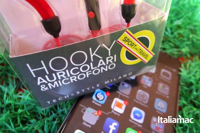tucano hooky1 Tucano, auricolari Hooky con microfono, disegnate per chi pratica sport