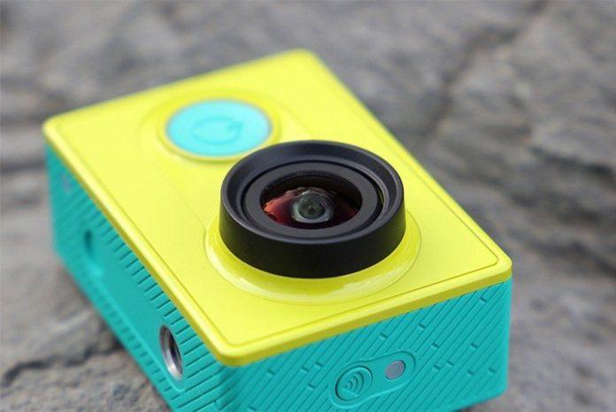 xiaomi verde Xiaomi Yi Camera, la recesione dellaction cam