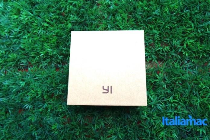 xiaomi yi camera151 Xiaomi Yi Camera, la recesione dellaction cam