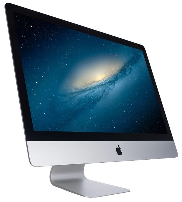 iMac (Fine 2013) - Immagine tratta da apple.com
