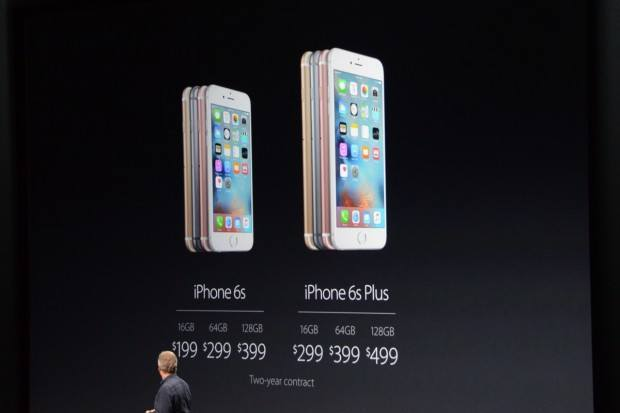 dsc2499 620x413 Apple presenta iPhone 6S e 6S Plus