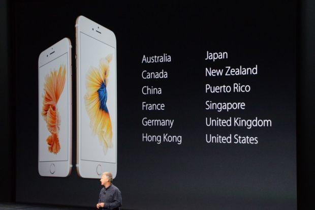dsc2517 620x413 Apple presenta iPhone 6S e 6S Plus